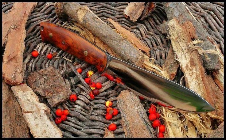 hand made knife/ egyedi kés  by angelero manufacturing