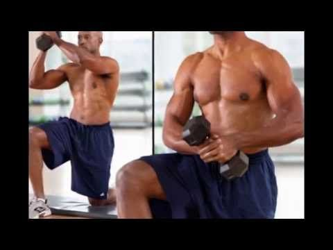 Abs and Butt: Frankensteins Abs and Butt: Glute Bridge Abs and Legs: Knee Tucks Abs and Back: Bird-Dog Abs and Back: Front Plank Abs and Pecs: Dumbbell … source