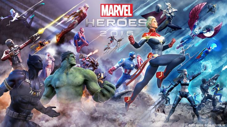 Marvel Heroes 2016 To Get Its Biggest Game Systems Update Ever!