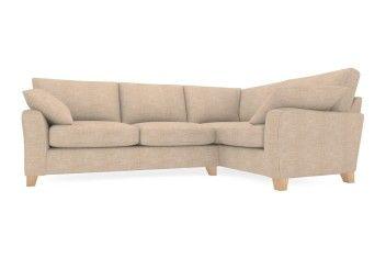 Corner sofa - right hand (4 seats)