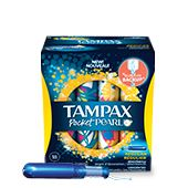 Tampax Pocket Pearl