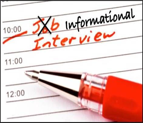 Speed up Your Job Search with an Informational Interview ...