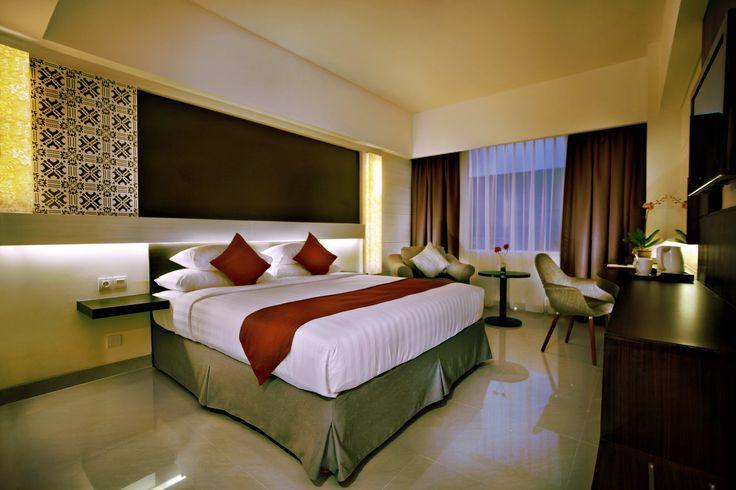 Room #atriamagelang #atriahotels #managedbyparador #paradorhotels #magelang #borobudur #indonesia