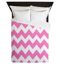 pink,shefron, and aqua pillows | Pink Chevron Bedding | Pink Chevron Duvet Covers, Pillow Cases & More!