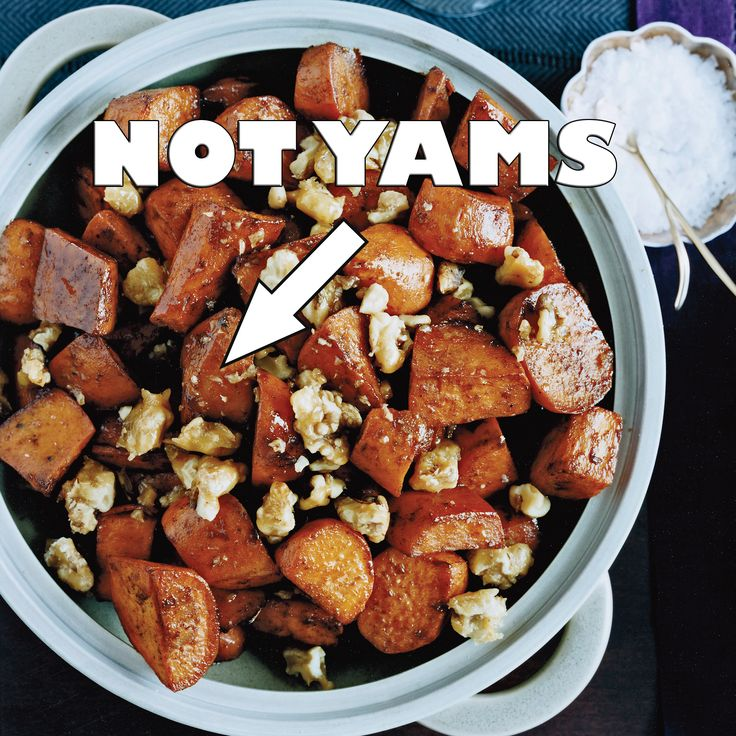 5 Shocking Secrets About Thanksgiving Yams #FWx