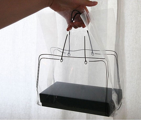 I love this bag, you can see its contents so it would save rummaging, it is practical and simple.