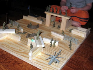 170 best images about army men toy on pinterest toy for How to make a fort out of wood
