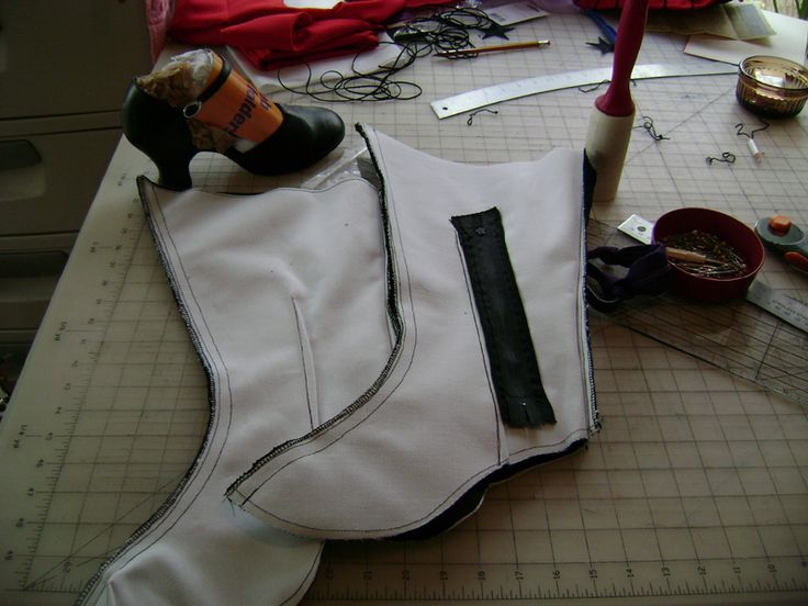 how to make cosplay boot covers