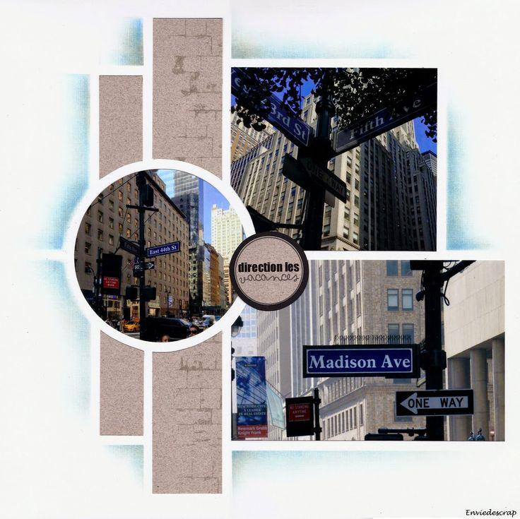 Envie de scrap: New-York