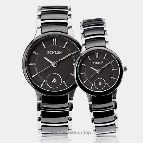 BINLUN Couples Pair Black Ceramic Watch His and Hers Gifts Watches for Women and Men 2pcs/ set BUY NOW     $175.99      I. Company Background    Hong Kong BINLUN Watch and Jewelry co., Ltd, a professional international watch processing trade company, has formally entered the Chinese market in 2009 with its headquarter in Guangzhou, ..