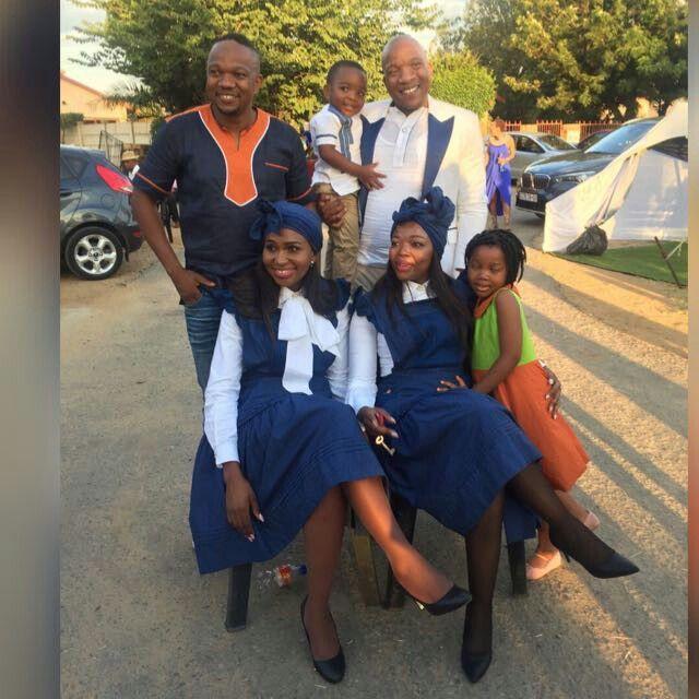 The Tswana bride