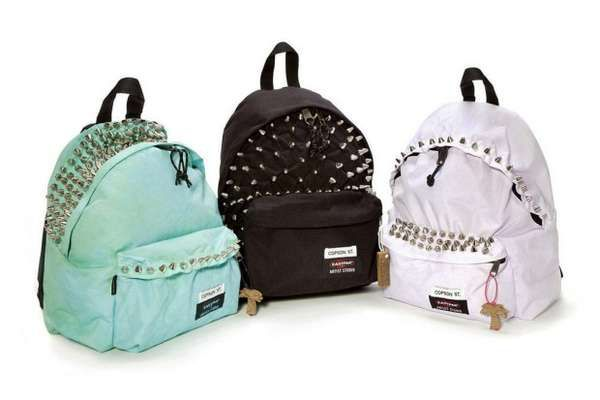 The Copson ST x Eastpack Marries the West Coast With the East #school #backpacks trendhunter.com