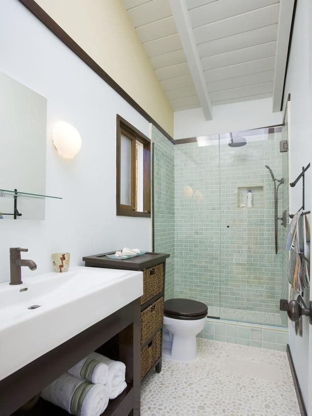 Contemporary Art Websites bathroom redos Small bathroom redo