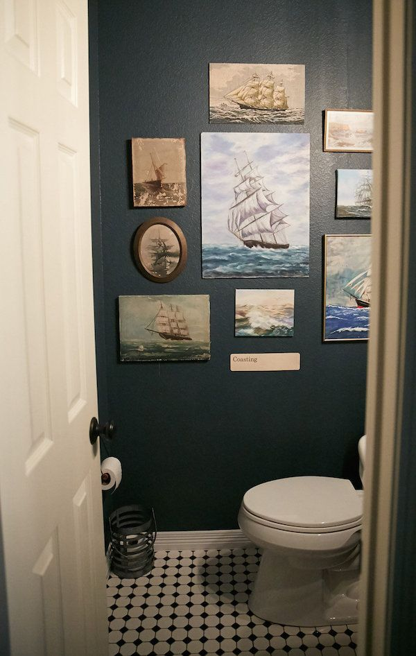 Best 25+ Vintage nautical bathroom ideas on Pinterest | Jars, Jar ...