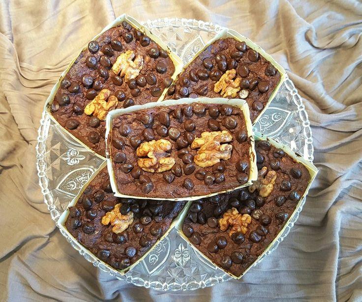 A recipe for incredible Sweet Potato Brownies: http://thefatfoodie.co.uk/2017/03/15/sweet-potato-brownies-makes-8/ #thefatfoodie #brownies #sweetpotatobrownies #vegetablecakes #veganbrownies #vegancake #vegancakes #vegan #vegetarian #fodmap #fodmapfood #fodmapfriendly #fodmaps #lowfodmapdiet #lowfodmap #lowfodmapfriendly #lowfodmaps #lowfodmapcake #lowfodmapcakes #fodmapbrownies #lowfodmapbrownies