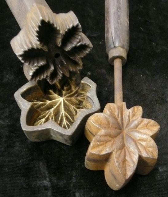 Antique Silk Flower Making Mold&cutter Https://www