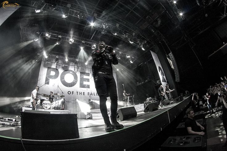Концерт Poets Of The Fall (2017-11-05) : DARKSIDE.ru