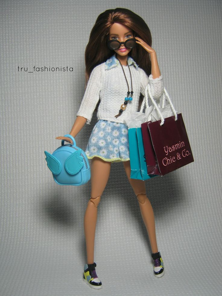 Made to Move Barbie