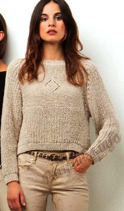 Пуловер (ж) 63*218 FAM №4857