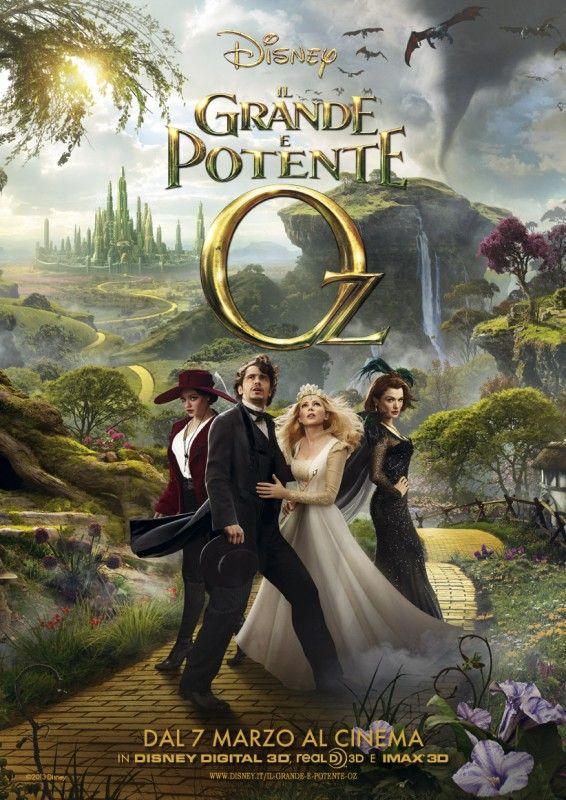 Il grande e potente Oz (film 2013)