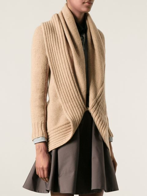 Saw this on Grace and Frankie and I'm obsessed. RL Shawl Collar Cardigan