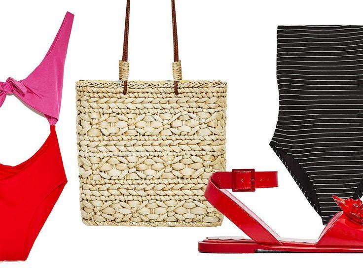 Zara: Das sind unsere Lieblings-Teile aus der Strandmoden-Kollektion