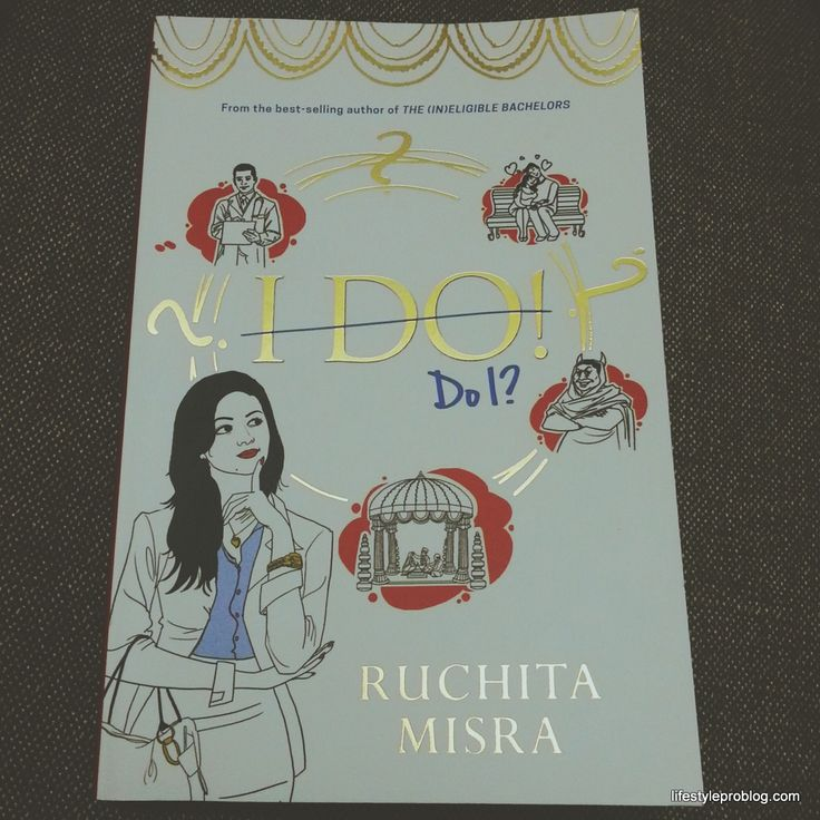 I have a lot of friends who love books and being a part of that club means I have discussed many a book with my friends. Never before though have I discussed a book with the author.   http://lifestyleproblog.me/book-review-i-do-do-i-by-ruchita-misra/