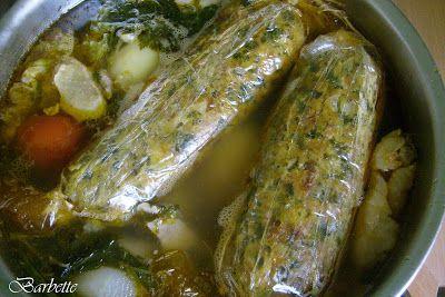 Babette: Vasárnapi húsleves töltelékkel