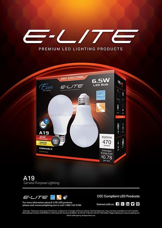 Lighting Solutions Lighting Products Advertising Led Bulbs Desks L&s  sc 1 st  Pinterest & 48 best AJZ™   EURI Lighting » E-lite Line Advertising images on ...