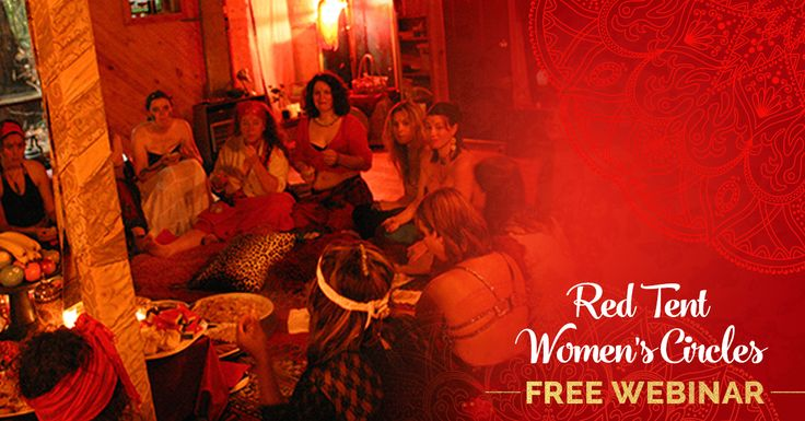 Discover Why Everyone's Talking About The Red Tent, the ancient women's practice that has become a global phenomena! AND how you can empower your womanhood by aligning with the lunar cycle in this FREE online event I'm hosting for women of all ages. Attend LIVE & take part in the Q & A & receive a special bonus! Find out more at: