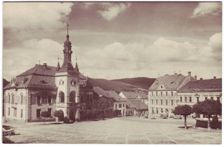 Stručná historie města | Město Tišnov