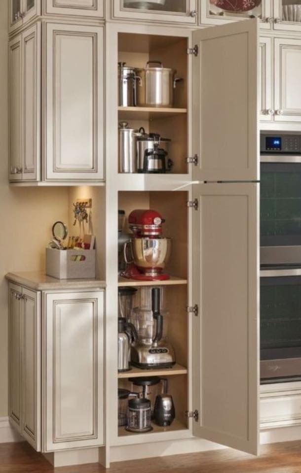 appliance garage -- perfect!