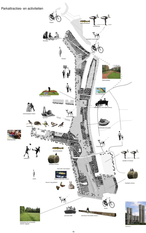 bureau b b stedebouw en landschapsarchitectuur  project
