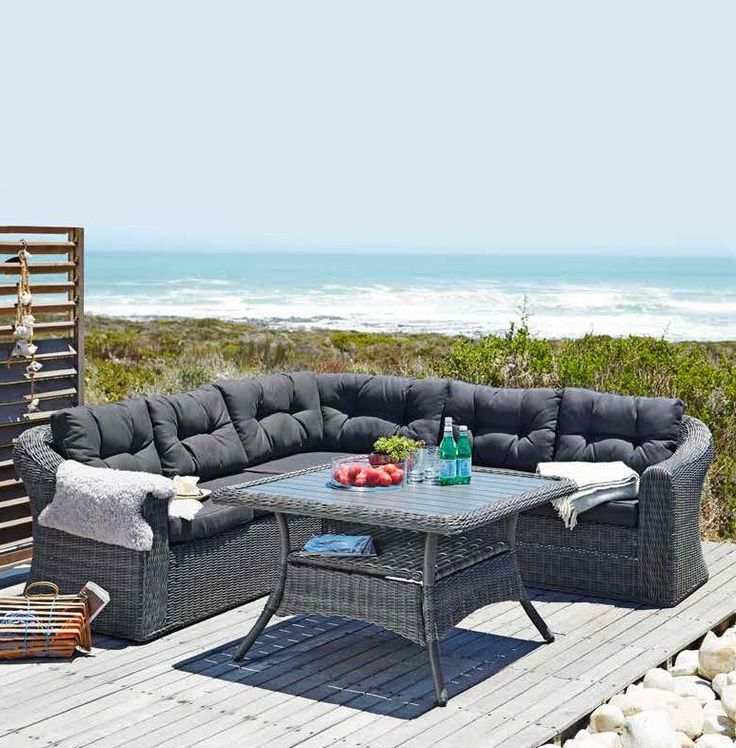 Boracay Corner Sofa Set Jysk Corner Sofa Set Patio Furniture Outdoor Furniture