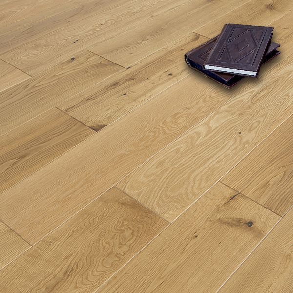 abbey-sawtry-14mm-oak-brushed-matt-lacquer-engineered-wood-flooring - Factory Direct Flooring