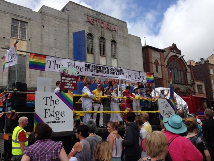 Brighton Gay Pride 2013