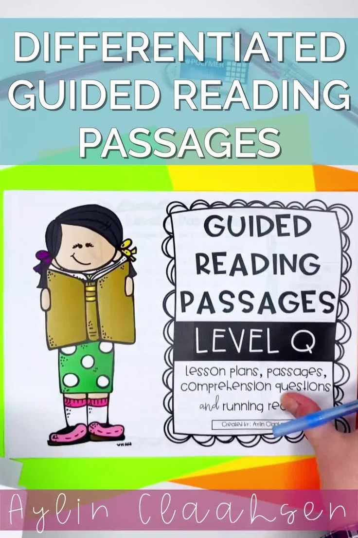 Guided Reading Passages: Levels N-Z Video | Guided ...