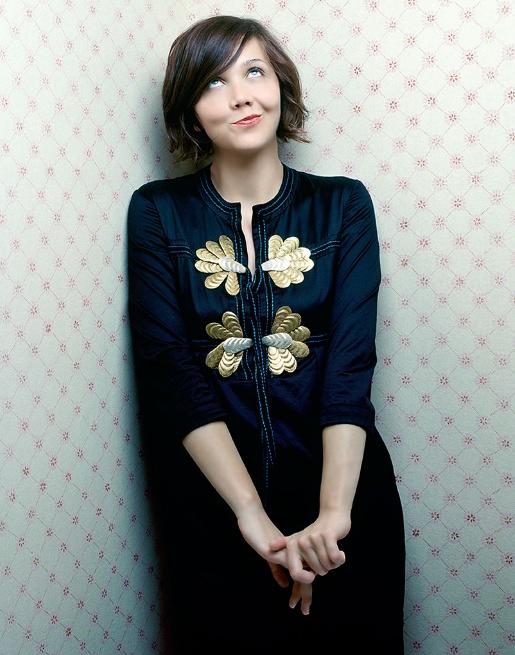 Neil Wilder photo of Maggie Gyllenhall. I love her dress!