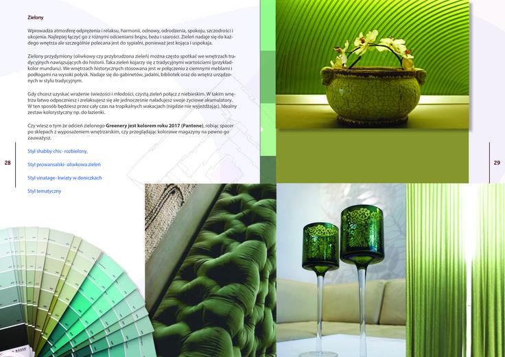 Darmowy e-book, kolory we wnętrzach