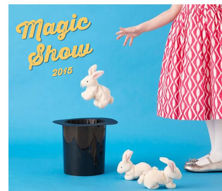 Tours de magie pour les enfants