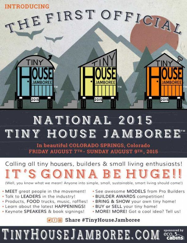 17 Best ideas about Tiny House Jamboree on Pinterest Mini homes