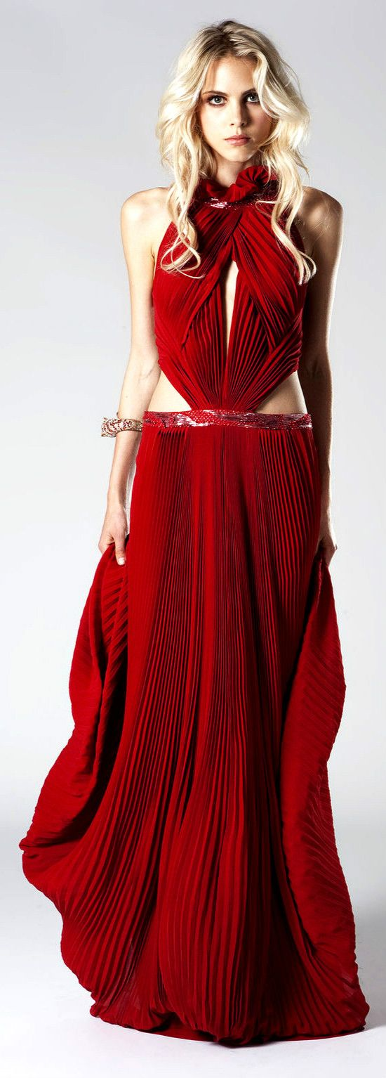Gorgeous Red Gown