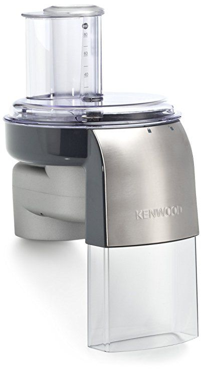 Kenwood At340 R 226 Pe Eminceur 7 Disques Inox Bross 233 Pour