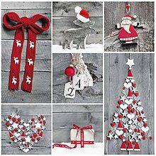 Papier - vianočné motívy - 7159092_