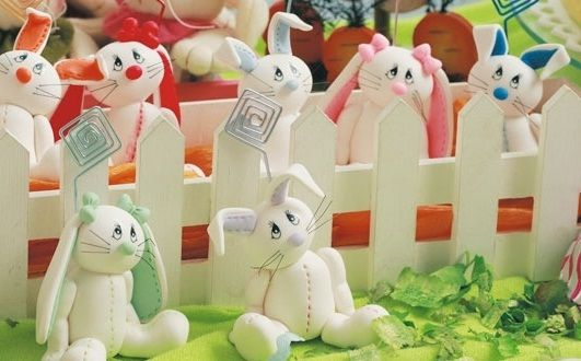 How to make Easter Bunnies