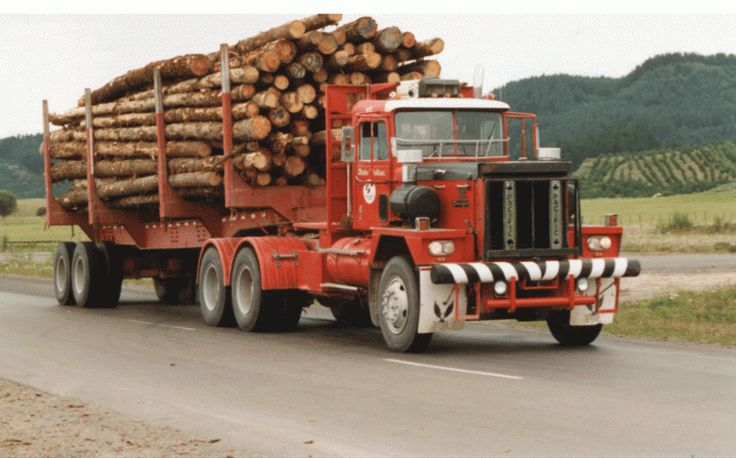 1000 Images About Log Truck Pictures On Pinterest