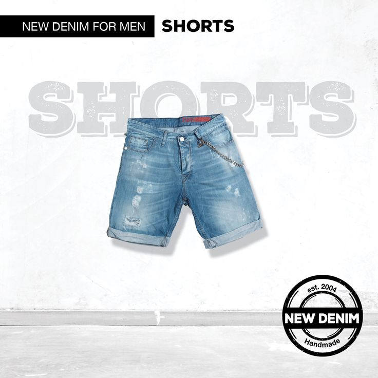 The ND jeans features a collection of short lengths.