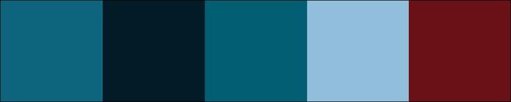 """了解 """"Palette de couleurs 6"""". #AdobeColor https://color.adobe.com/zh/Palette-de-couleurs-6-color-theme-9475851/"""