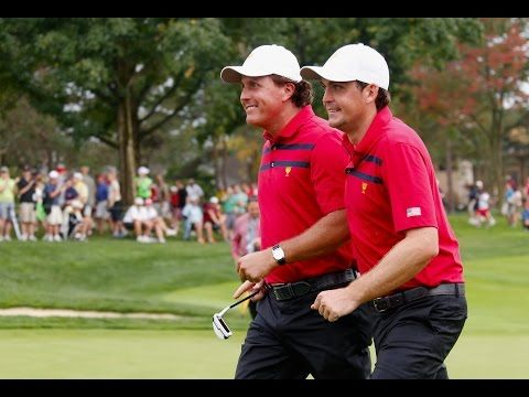 Top 10 Ryder Cup Partnerships - YouTube