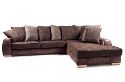Astor vinkel big couch sofa comfy brown bellus www.helsetmobler.no